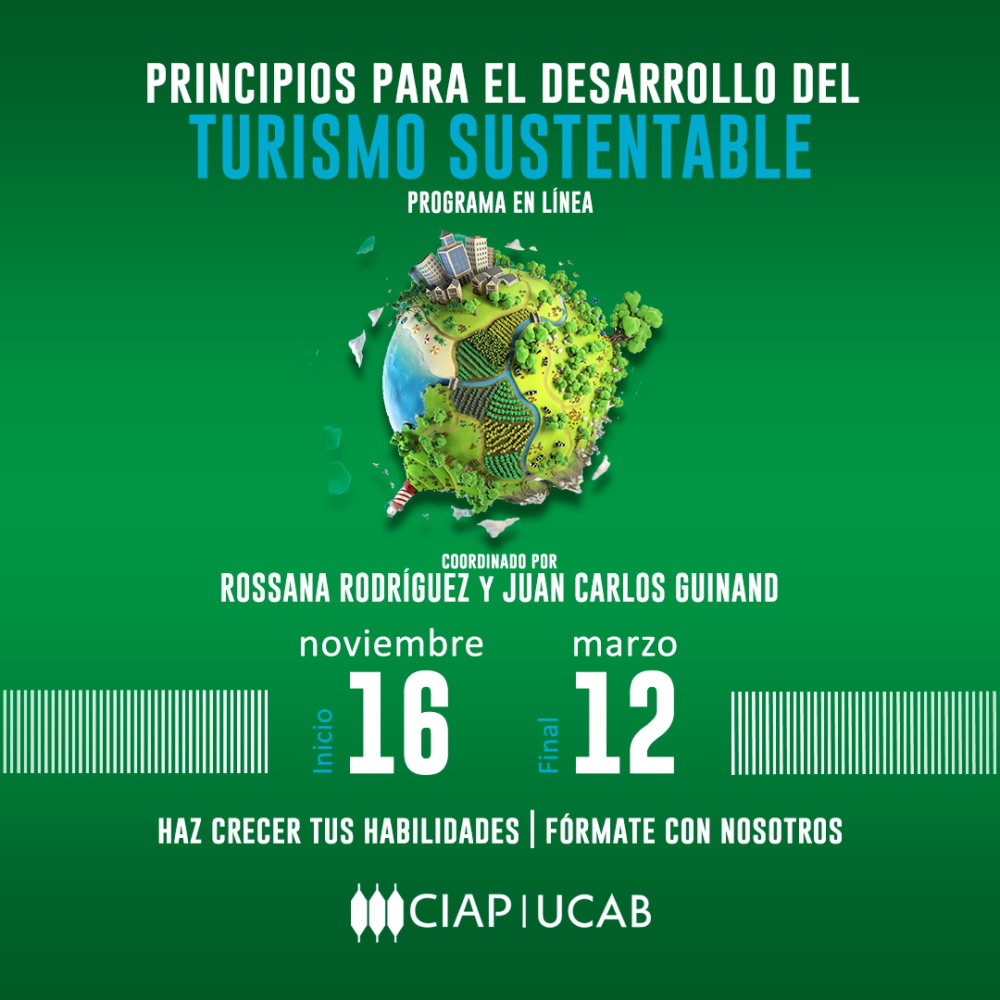 14 - Desarrollo del Turismo Sustentable POST