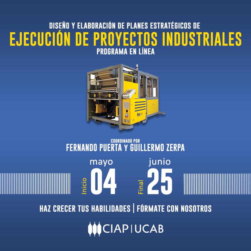 32 - Elaboración de Planes de Procesos Industriales POST