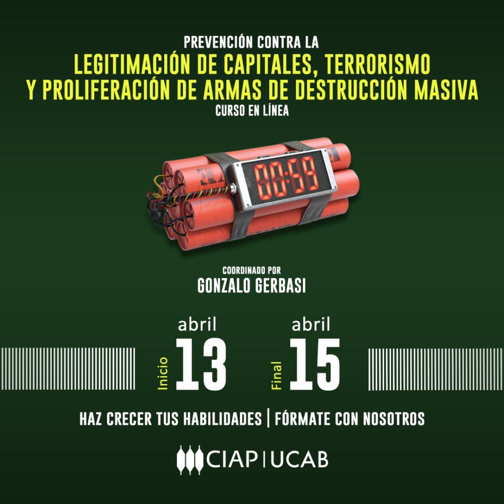 44 - Prevención de Crímenes Económicos y Terrorismo POST